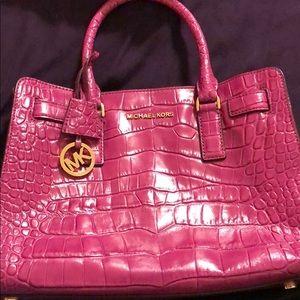 Handbags - Hot pink Michael kors handbag